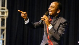 Ainya (Thanks) mp3 by Dr Pastor Paul Enenche