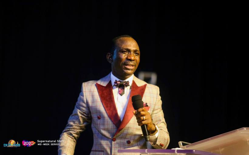Oh Spirit of The Lord mp3 by Dr Pastor Paul Enenche
