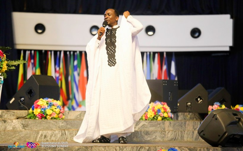Healing And Deliverance Prophetic Declaration by Dr Paul Enenche
