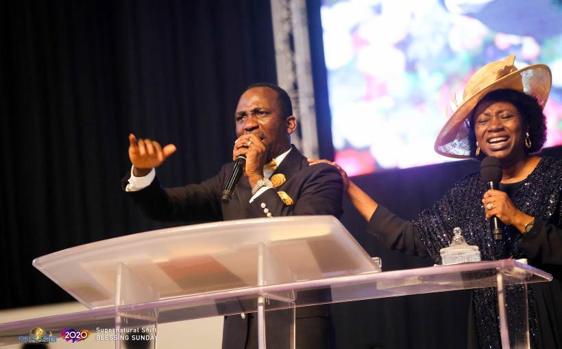 October 2020 Blessing Prophetic Declaration by Dr Mrs Becky And Paul Enenche