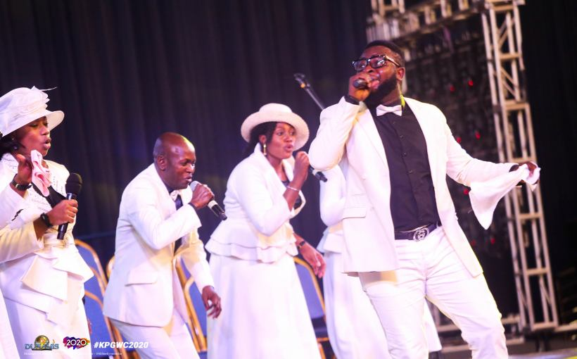 Egwu High Praise mp3 by Dunamis Voice Int'l Lead by Emmasings