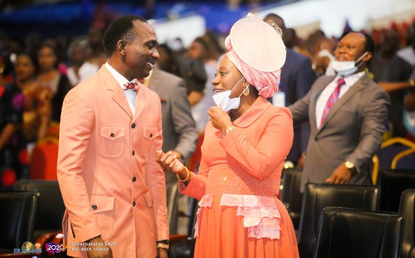 Dr. Paul Enenche Ft Destiny & Daniella Enenche - My Heart is Panting After You