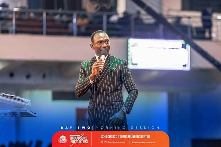 Stay Dedicated To The Interest of The Kingdom MP3 by Dr Paul Enenche