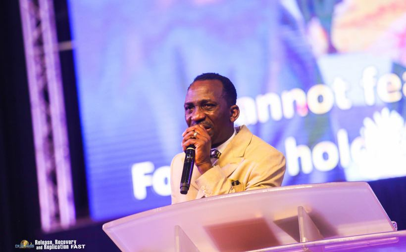 The Release or Deployment of Faith Message mp3 (1&2) by Dr Paul Enenche