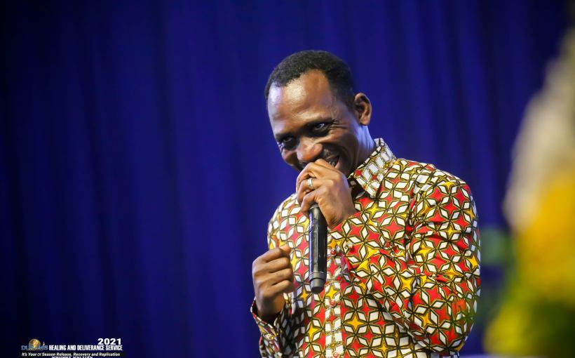 Upholding Dedication Message (2) by Dr Paul Enenche