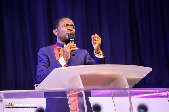 The Blessing And Backing of God By Dr. Paul Enenche