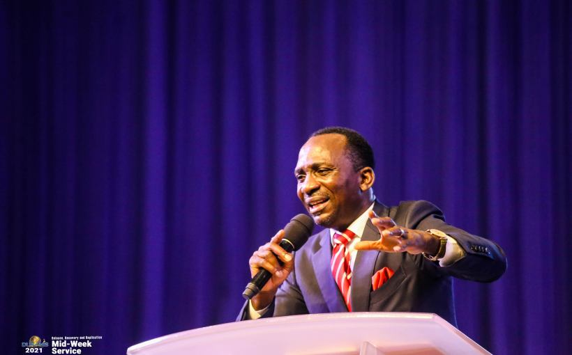The Preservation Power of The Blood mp3 By Dr. Paul Enenche