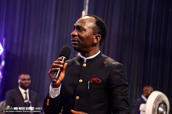 Receiving Healing From God Message mp3 By Dr. Paul Enenche