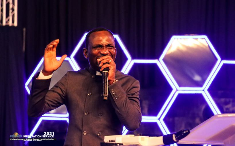Kingdom Financial Authorities mp3 By Dr. Paul Enenche