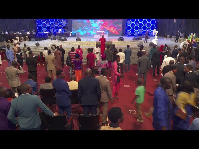 The Ministry of Song (1&2) mp3 by Dr. Pastor Paul Enenche