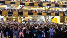International Music Ministers' Conference High Praise Lead by Emmasings