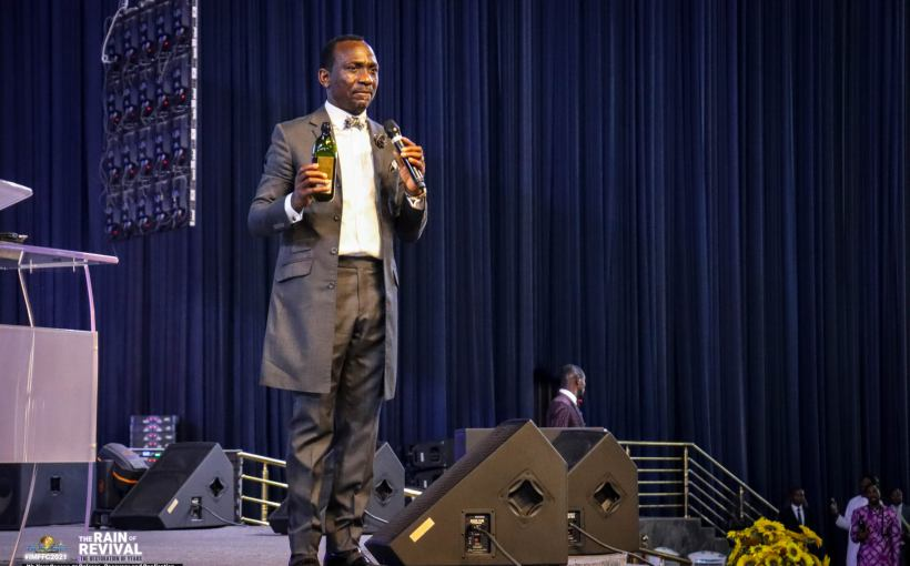 The Effect of The Rain Message mp3 By Dr Paul Enenche