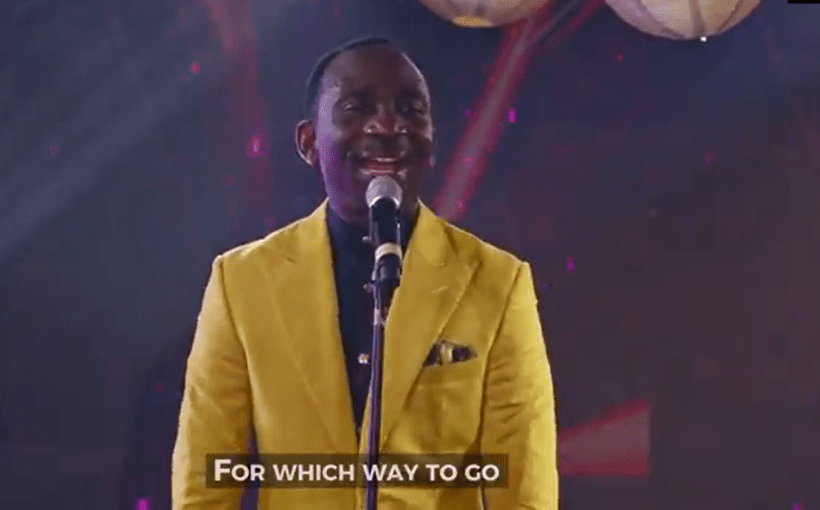 You AreThe God By Dr Paul Enenche