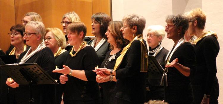 Gospeltrain aus Ahaus berührt das Publikum mit persönlichen Erinnerungen
