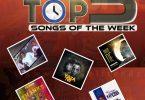 Top 5 Songs Week33 @gospeltrendz.com