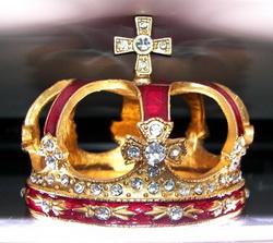 crown O Reino de Jesus: atual ou futuro?