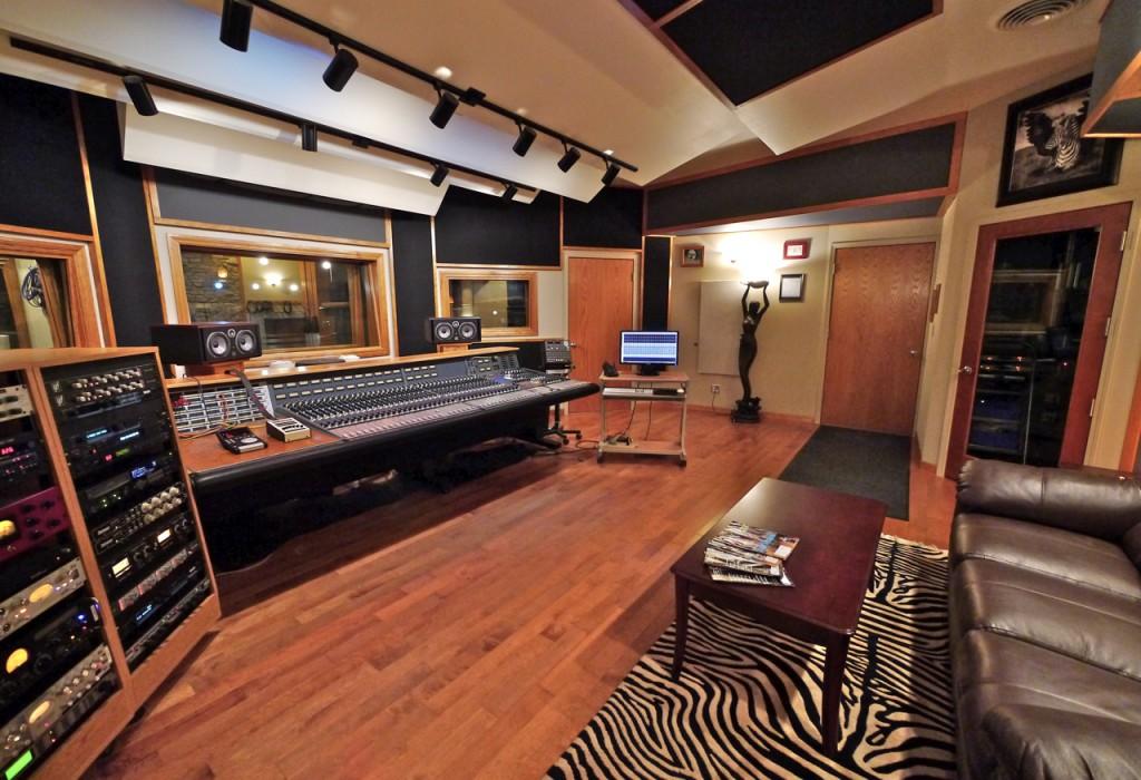 Gossard Studios Everett Wa Recording Studio