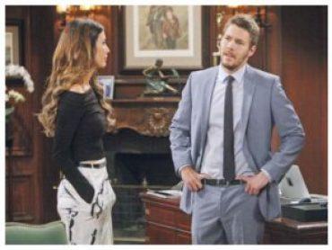 Beautiful anticipazioni dall'America: Steffy e Liam litigano per colpa di Bill