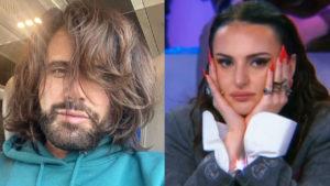 arisa e Andrea Di Carlo, soap opera