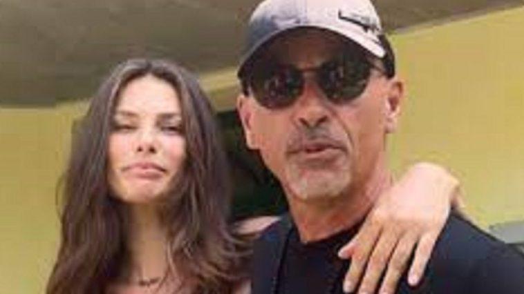 Eros Ramazzotti in compagnia di Dayane Mello: perché erano insieme