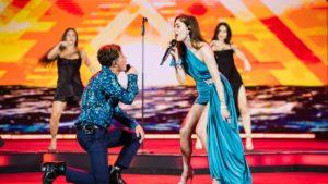 annalisa canta con federico rossi