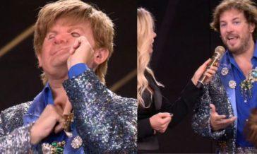 Star in the star, Elton John è Massimo Di Cataldo: il dettaglio fa infuriare