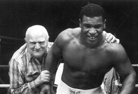 Catskill-Gym-1985-–-Cus-and-Mike-Tyson4
