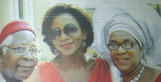 Genevieve-Nnaji-Parents