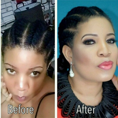 Monalisa-Chinda-before-and-after