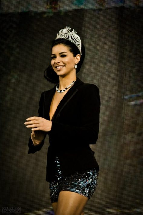 How Rima Fakih, The First Muslim Miss USA Converts To Christianity
