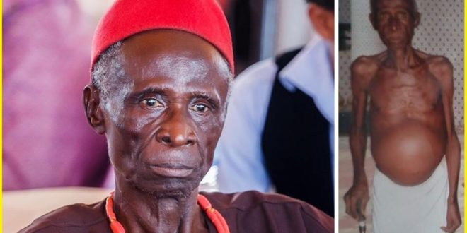 Breaking News: Veteran Nollywood Actor Elder Maya Is Dead