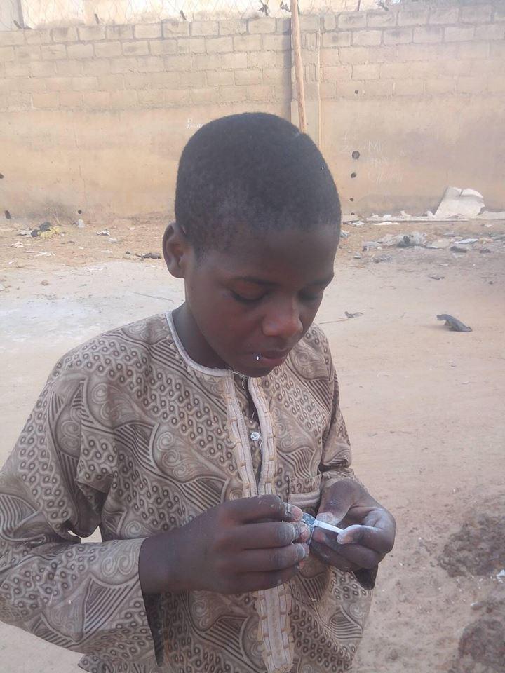 kano3 - Photos: Nigerian Boy From Kano Makes World Class Architecture Designs