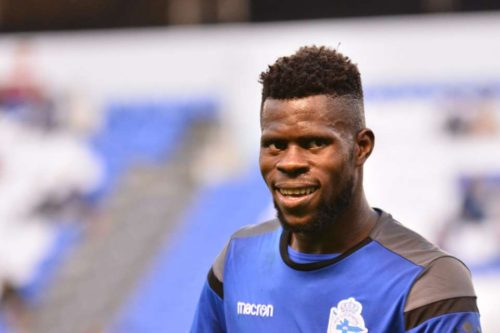 Francis Uzoho  500x333 - Photos: Meet Francis Uzoho, Super Eagles Of Nigeria's New Goal Keeper He Is Very Young just 19years old
