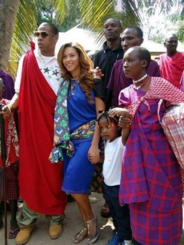 Jay Z in Africa