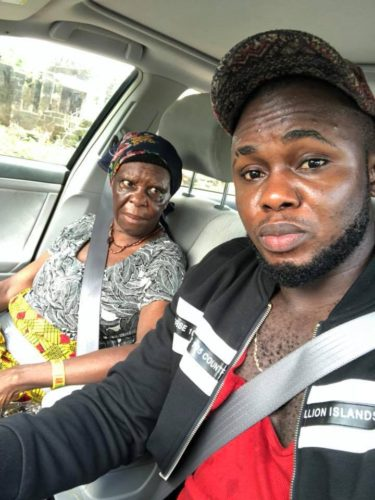 vnz3 375x500 - Nigerian Man Finally Fulfills His Dream, He Buys A Toyota Venza For His Old  Mother (See Photos)
