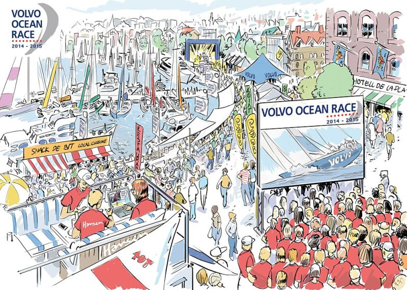 Event Volvo Ocean Race
