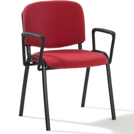 chaise de conference porto avec accoudoirs