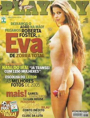 Roberta Foster Nua Playboy