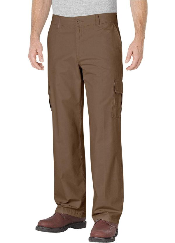 Dickies Relaxed Fit Lightweight Ripstop Cargo Pant - WP351