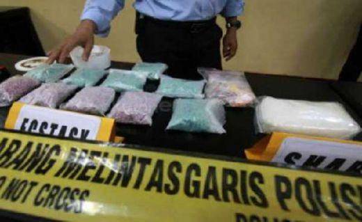 Waduh, Jumlah Pengguna Narkoba di Sumbar Mencapai 66.612 Orang