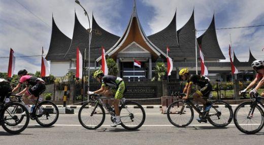 Tanpa Dana dari Pusat, Tour de Singkarak Tetap Digelar Sesuai Jadwal