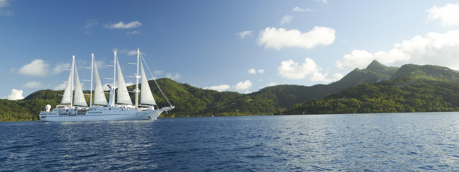 Windstar Cruises Tahiti Cruise In Luxury Yacht Style