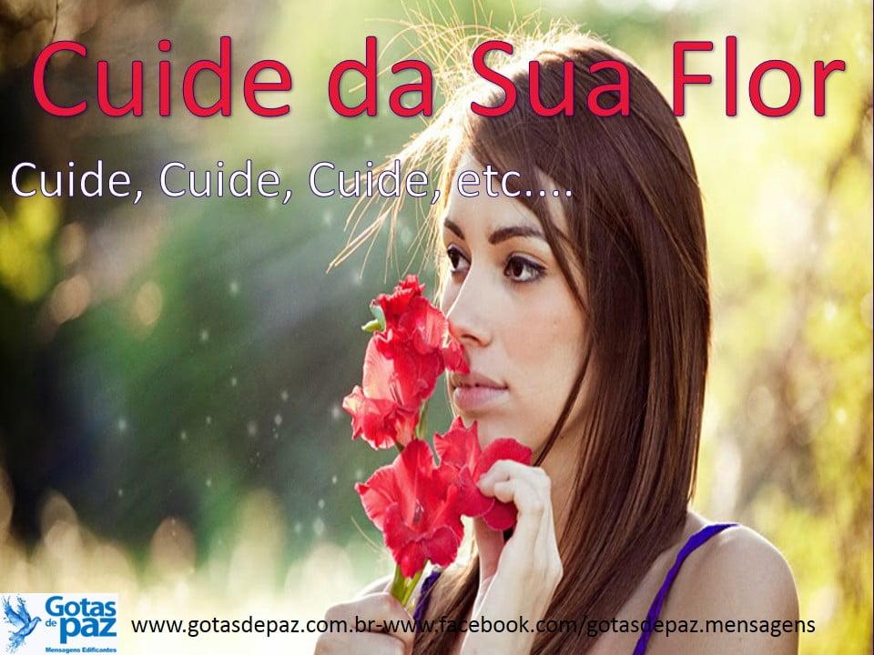 Cuide da Sua Flor