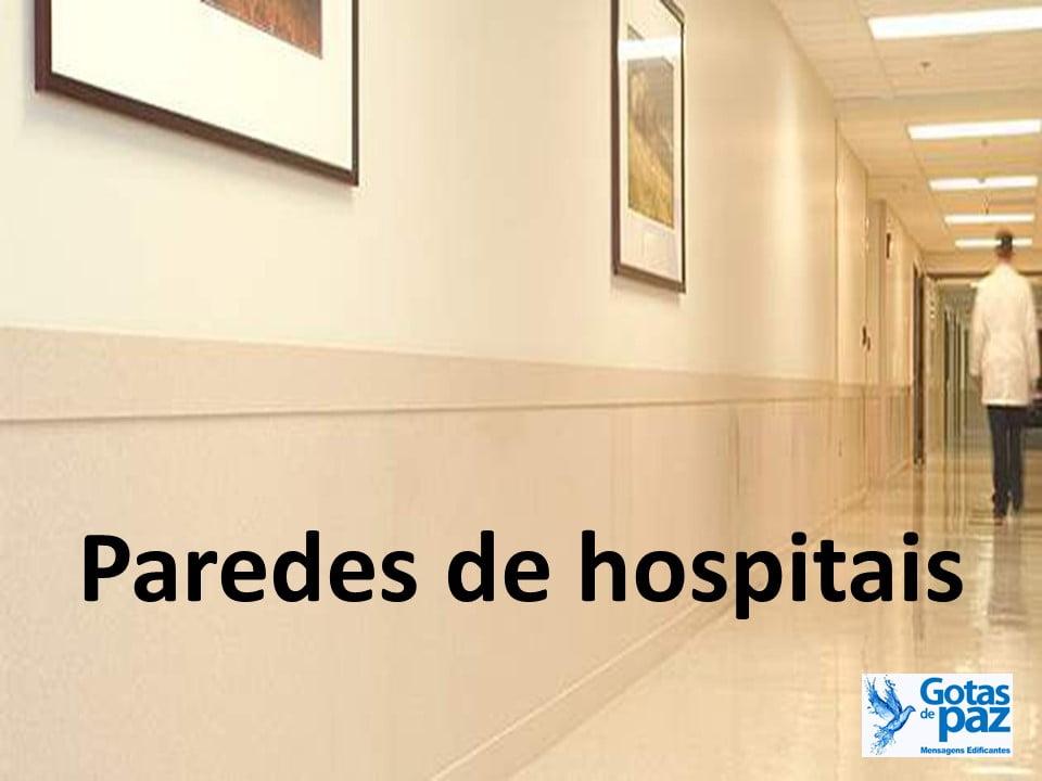 Paredes de hospitais