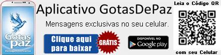 Aplicativo GotasDePaz