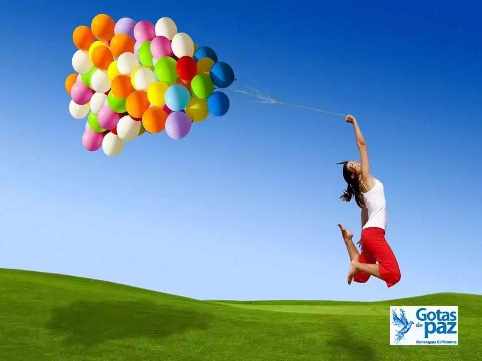 Alegria e vitória