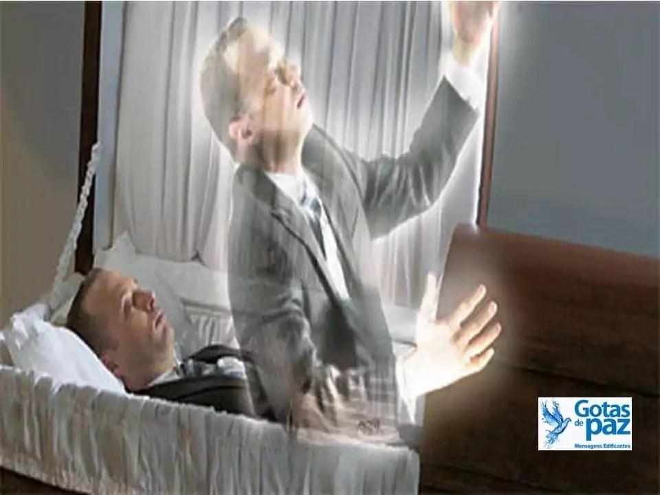 O corpo humano após a morte