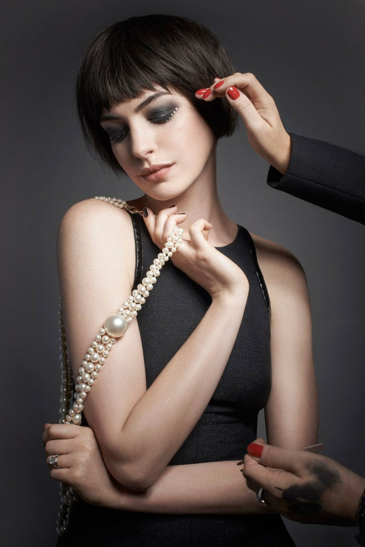 Anne Hathaway The Hollywood Reporter Photoshoot GotCeleb