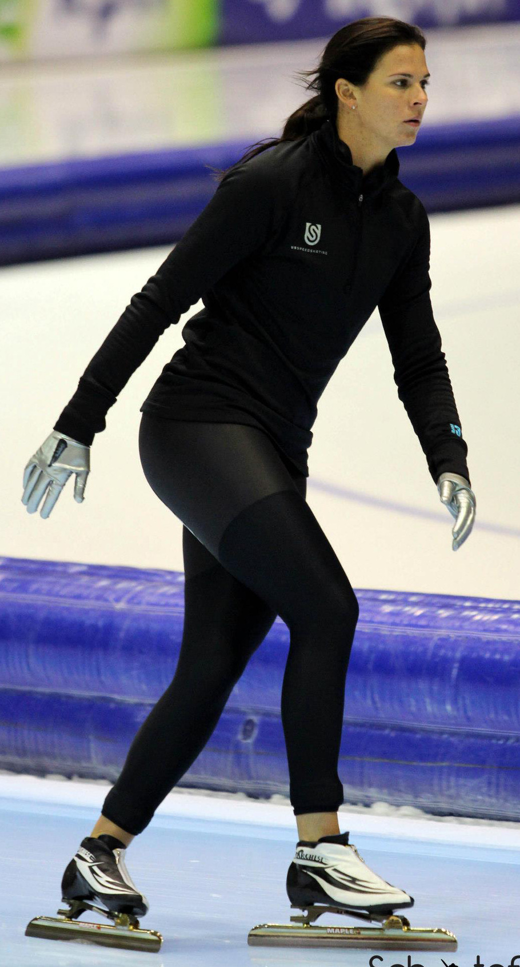 Brittany Bowe Sochi Speedskater 12 Gotceleb