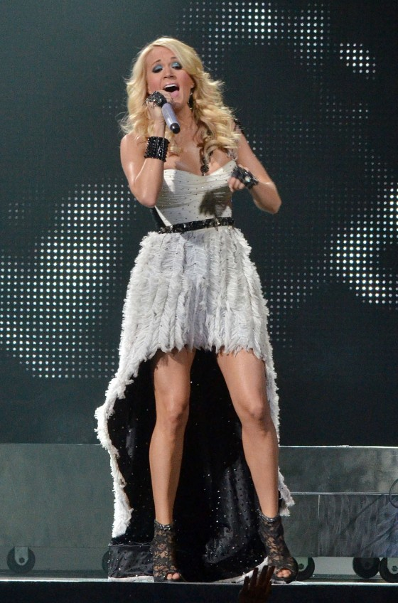Image result for carrie underwood live